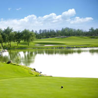 Friendship Meadows Country Club, Khao Yai, Thailand