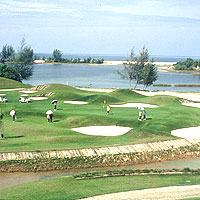 Thai Muang Beach Golf Club